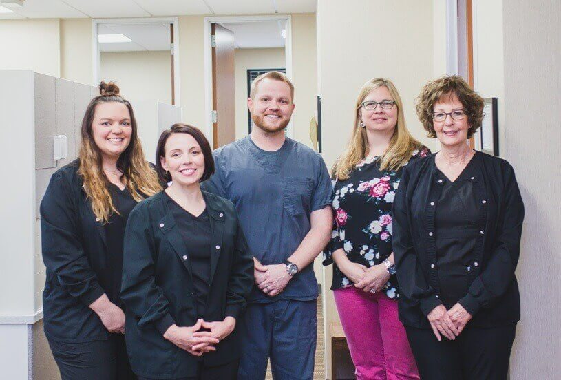 Chaney Dental team